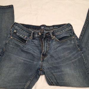 Gap  Taper leg Jean